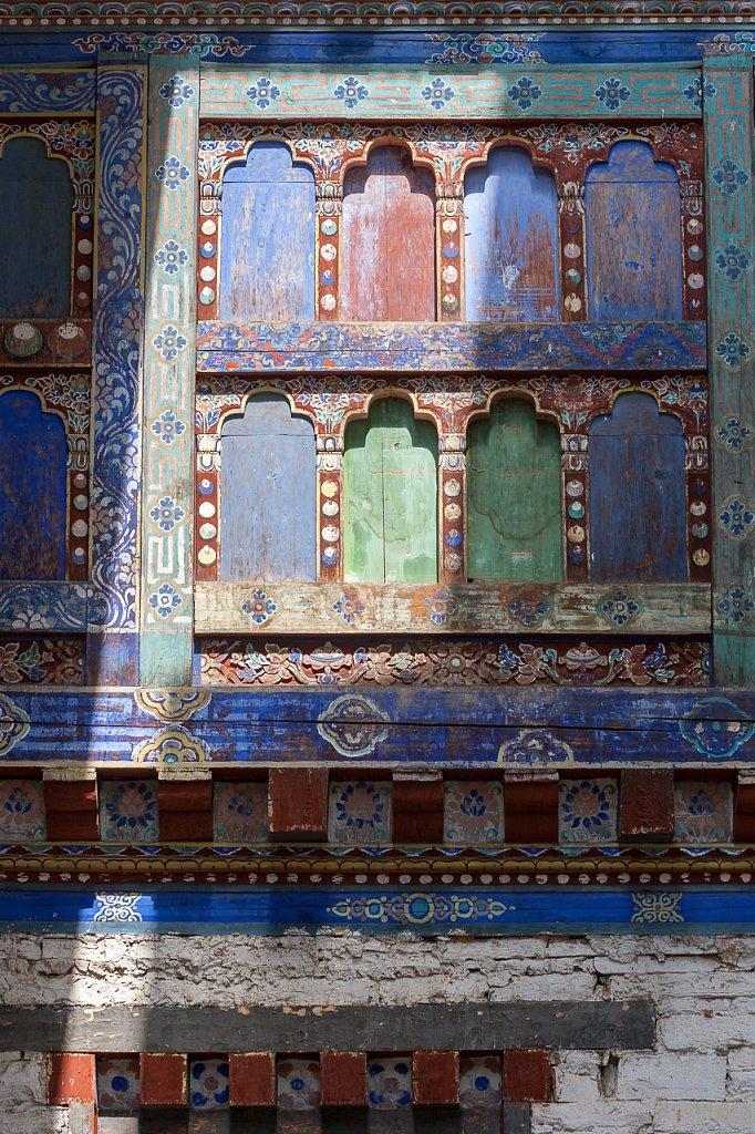 Wangdichholing-Palast, Bhutan ∙ Wangdichholing Palace, Bhutan