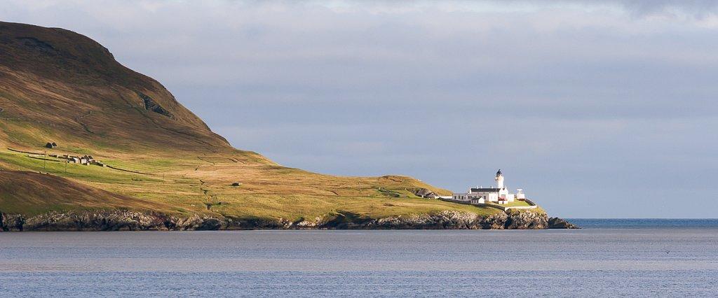 Leuchtturm von Bressay ∙ Bressay lighthouse
