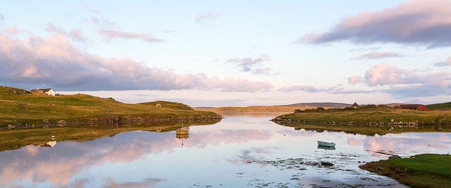 Titelbild - West Mainland, Shetland